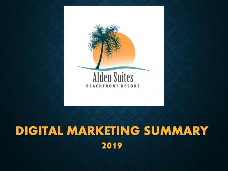 Digital Marketing Summary 2019